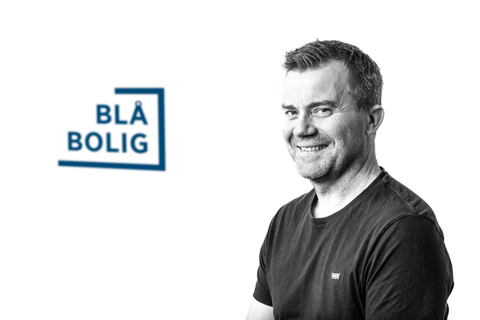 Håvard Pettersen, byggeleder/konsulent Blå Bolig