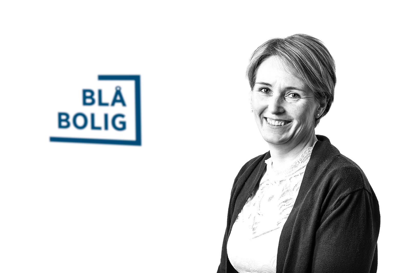 Mona Søreng, kjøkkenkonsulent Blå Bolig